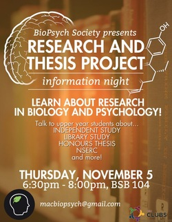 Mcmaster biopsych thesis